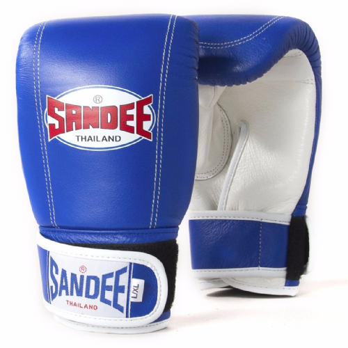 Sandee Bag Gloves - Blue